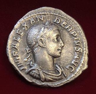 Денарий Александер Север,RIC IV Severus Alexander 109