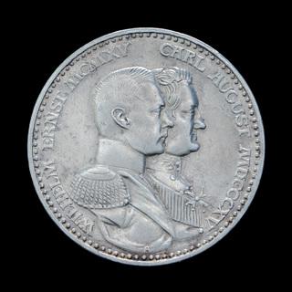 3 Марки 1915, Саксен Веймар Ейзенах