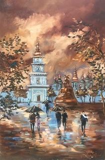 Вечерний Киев