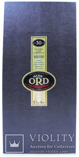 Glen ORD, single malt, 30 yo. - Limited edition, Bottled in 2005. 0.7 л.