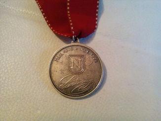 Медаль «Людвиг II — король Баварии»