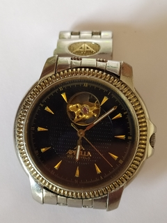 Мужские часы Apella, механика, скелетон, автоподзавод, swiss made  реф 717