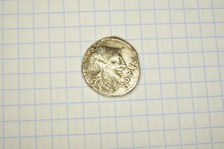 Гней Домиций Агенобарб  Domitius Ahenobarbus. 116-115 BC. AR Denarius