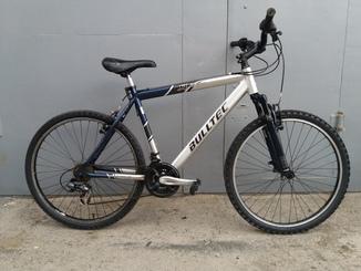 Велосипед 26 BULLTEC(алюм) 21 пер вир. Німеччини.