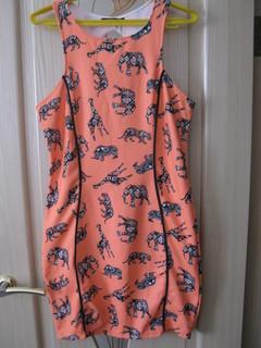 Платье Bershka р.L.