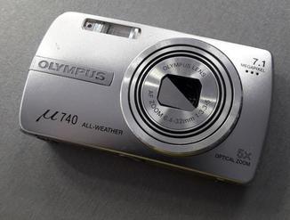 Olympus m740