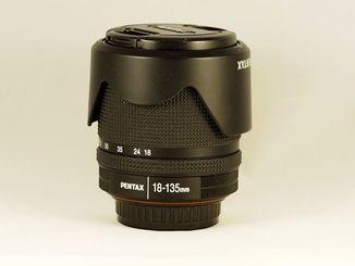 SMC Pentax-DA f3.5-5.6/18-135mm ED AL [IF] DC WR