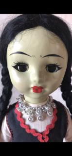 Кукла ссср ивановская фабрика 45 см болгарка