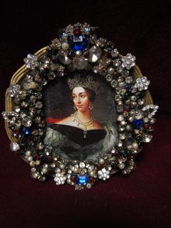 Портрет Жозефина Лейхтенбергская-Королева Швеции, внучка Наполеона I