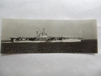 Фото Авианосец США на ходу CV-66 уничтоженный 314 м 180/66мм