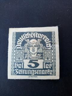 Австрия 1921
