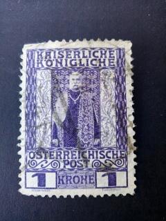 Австрия 1908 год