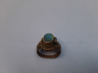 Медное кольцо Германия