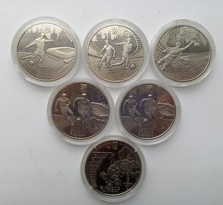 Юбилейные монеты Евро 2012
