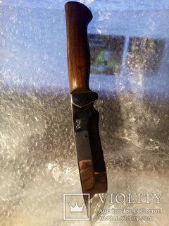 Нож охотничий с клеймом мастера РоС