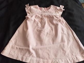 Платье вельвет хлопок