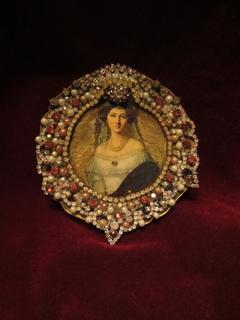 Портрет  Принцесса Жозефина Баденская (1813-1900)