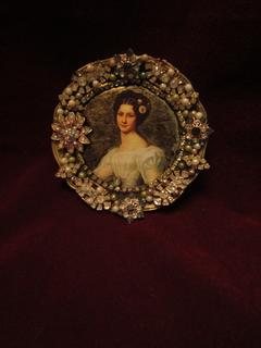Портрет Графиня Элеонора фон Ботмер (Тютчева, 1800-1834)