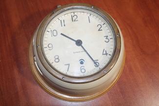 Часы корабельные судовые антимагнитные 5-24м 3-81