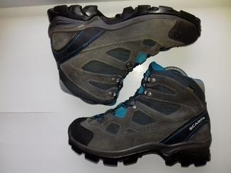 Ботинки Scarpa из Натуральной Кожи (Розмір-39-25.5)