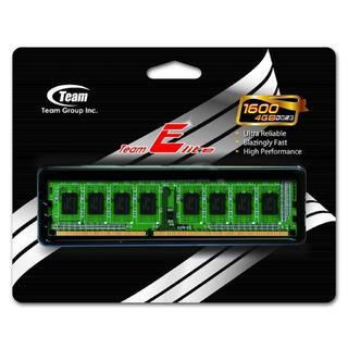 Модуль памяти для компьютера DDR3L 4GB 1600 MHz Team