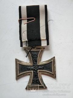 Железный крест II класса Первая мировая