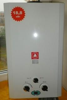Колонка газовая дымоходная АТЕМ/ВПГ-16 (Житомир)
