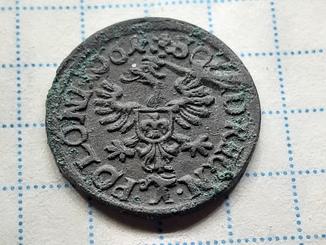 Боратинка 1661 орел №2