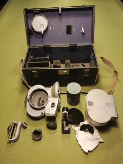 Кинокамера Конвас-автомат турельная объектив ро61-5 ломо