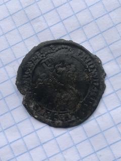 Орт фальшак 1675