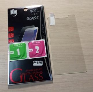 Защитное каленное стекло Lenovo P1m Vibe (УПАКОВКА)