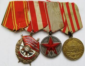 """БКЗ + ХХ лет РККА + """"За Москву"""""""