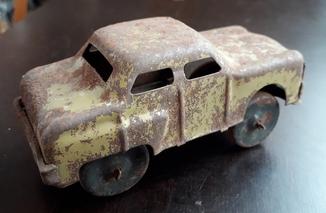 Старая машина, Москвич