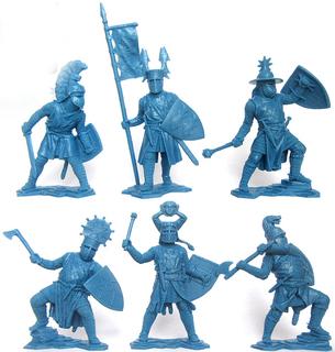 Германские рыцари, 12-13 вв. Публий