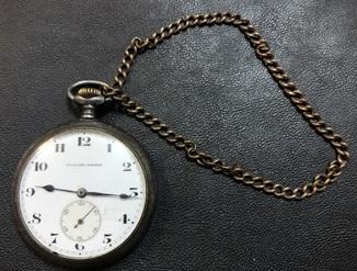 Карманные часы J. CALAME ROBERT
