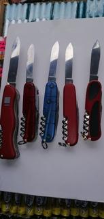 Швейцарские ножи лот 3