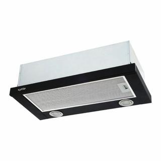 Вытяжка кухонная VENTOLUX GARDA 60 BK (650) IT