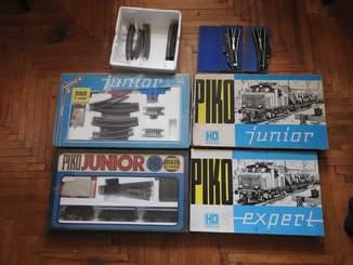 Железная дорога PIKO и электромеханические стрелки
