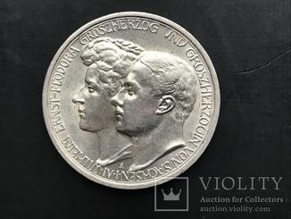 3 марки Саксен Веймар Ейзенах 1910