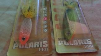 Рыбка ADAMS - блесна вертикального