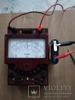 Мультиметр ТЛ - 4М