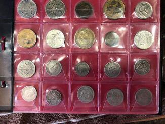 Коллекция монет мира, 262 шт