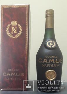Коньяк CAMUS NAPOLEON, 0,7л., Франция, 1989г.