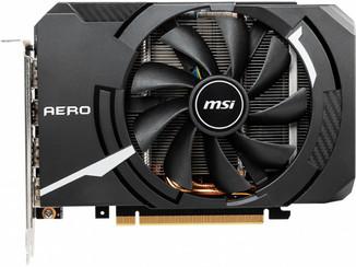 Видеокарта MSI PCI-Ex GeForce RTX 2070 AERO ITX 8GB GDDR6 (256bit)