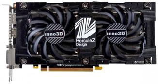 Видеокарта Inno3D PCI-Ex GeForce GTX 1070 TwinX2 V3 8GB GDDR5 (256bit)