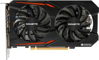 Видеокарта Gigabyte PCI-Ex GeForce GTX 1050 TI OC 4GB GDDR5 (128bit)