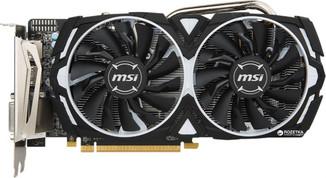 Видеокарта MSI PCI-Ex Radeon RX 570 ARMOR 8G OC GDDR5 (256bit)