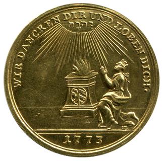 2 Дуката (медаль) 1773г. Нюрнберг