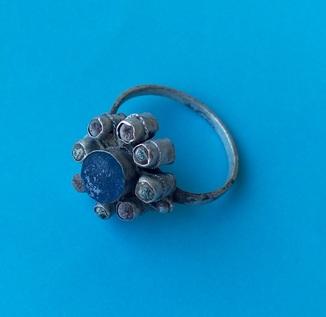 Перстень КР