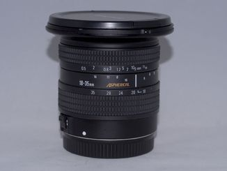 Quantaray Tech-10 CN AF f3.5-4.5/18-35mm
